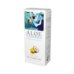 Aloe Cadabra, Personal Lubricant, Pina Colada, 2.5 oz