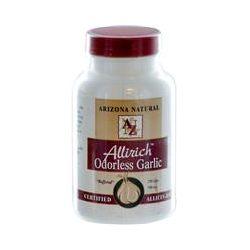 Arizona Natural, Allirich, Odorless Garlic, 250 Capsules