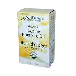 Aubrey Organics, Organic, Evening Primrose Oil, 1 fl oz (30 ml)