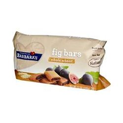Barbara's Bakery, Fig Bars, Whole Wheat, 12 oz (340 g)