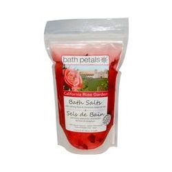Bath Petals, Bath Salts, California Rose Garden, 11 oz (313 g)
