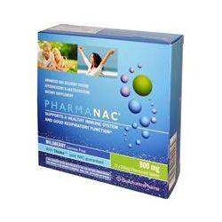 BioAdvantex Pharma, PharmaNAC, Advanced NAC Delivery System, Wildberry, 900 mg, 32 Effervescent Tablets