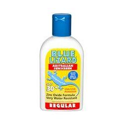 Blue Lizard Australian Sunscreen, Regular SPF 30+, Zinc Oxide Formula, 5 fl oz (148 ml)