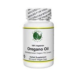 California Xtracts, Oregano Oil, 60 Liquid Veggie Caps