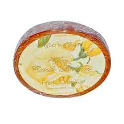Camille Beckman, Glycerine Bar Soap, French Vanilla, 3.5 oz (99 g)