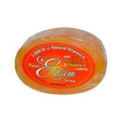Carlson Labs, E Gem Soap, 4 oz