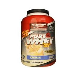 Champion Nutrition, Pure Whey, Protein Stack, Vanilla, 5 lbs (2.27 kg)
