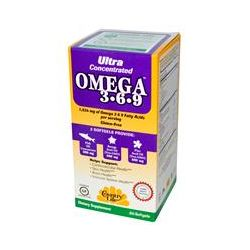 Country Life, Gluten Free, Ultra Concentrated Omega 3·6·9, 90 Softgels
