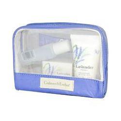 Crabtree & Evelyn ®, Traveller, Lavender, 4 Piece Kit