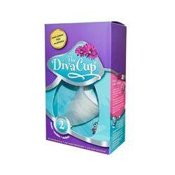 Diva International, The Diva Cup, Model 2, 1 Menstrual Cup