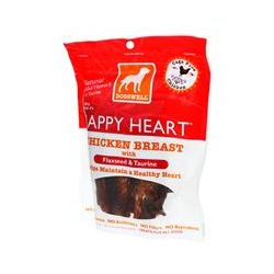 Dogswell, Happy Heart, Chicken Breast with Flaxseed & Taurine, 5 oz (141.7 g)