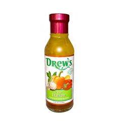 Drew's All Natural, Vinaigrette & Quick Marinade, Classic Italian, 12 fl oz (354 ml)