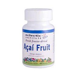 Eclectic Institute, Acai Fruit, 400 mg, 90 Veggie Caps