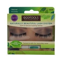 EcoTools, Naturally Beautiful Lash System, 1 Lash Set
