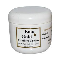 Emu Gold, Comfort Cream, 4 oz (112 ml)