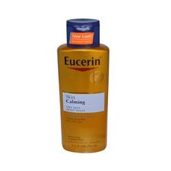 Eucerin, Skin Calming, Dry Skin Body Wash, Fragrance Free, 8.4 fl oz (250 ml)