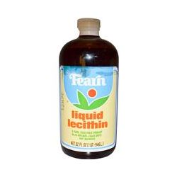 Fearn Natural Food, Liquid Lecithin, 32 fl oz (946 l)