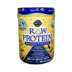 Garden of Life, Raw Protein, Beyond Organic Protein Formula, Vanilla, 22 oz (631 g)