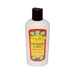 Monoi Tiare Tahiti, Parfumerie Tiki, Monoï  Shower Gel, Tiare Gardenia, 8.45 fl oz (250 ml)