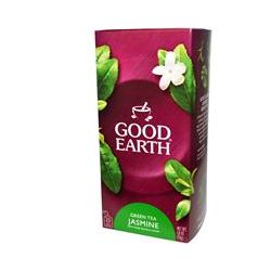 Good Earth Teas, Green Tea Jasmine, 25 Tea Bags, 1.8 oz (51 g)