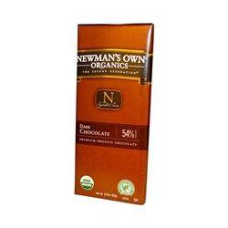 Green Mountain Coffee, Newman's Own Organics, Dark Chocolate Bar, 3.25 oz (92 g)