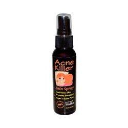 Greensations, Acne Killer, Skin Spray, 2 oz (60 ml)