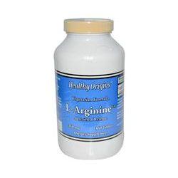 Healthy Origins, L-Arginine-SR, 350 mg, 360 Tablets