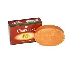 Herbal - Vedic, Chandrika Sandal Soap, 1 Bar (75 g)
