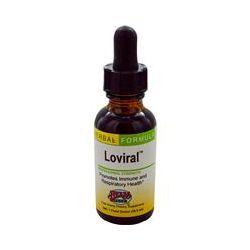 Herbs Etc., Loviral, Professional Strength, 1 fl oz (29.5 ml)