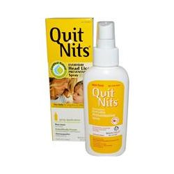 Hyland's, Quit Nits, Everyday Head Lice Preventative Spray, 4.0 fl oz (118 ml)