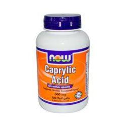 Now Foods, Caprylic Acid, 100 Softgels
