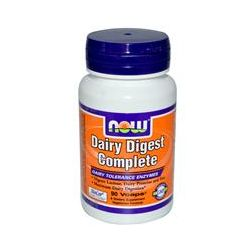 Now Foods, Dairy Digest Complete, 90 Vcaps
