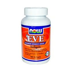 Now Foods, EVE Superior Women's Multi Softgels, 180 Softgels