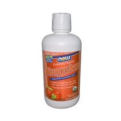 Now Foods, Mangosteen, Superfruit Antioxidant Juice, 32 fl oz (946 ml)
