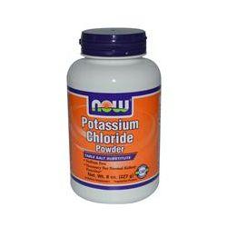 Now Foods, Potassium Chloride Powder, 8 oz  (227 g)