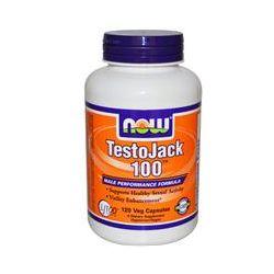 Now Foods, TestoJack 100, 120 Veggie Caps