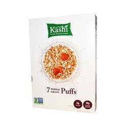 Kashi, 7 Whole Grain Puffs, 6.5 oz (184 g)