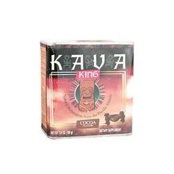 Kava King Marketing, Kava, Cocoa Flavor Mix, 3.5 oz (100 g)