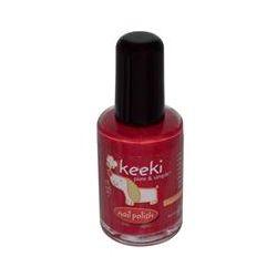 Keeki Pure & Simple, Nail Polish, Cherry Pie, 0.5 fl oz (15 ml)
