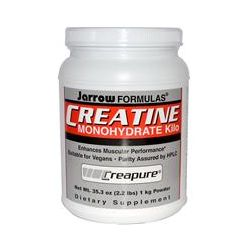 Jarrow Formulas, Creatine Monohydrate Kilo, 35.3 oz (1 kg) Powder