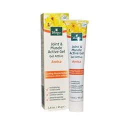 Kneipp, Arnica, Joint & Muscle Active Gel, 1.6 oz (45 g)