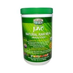 Juvo, Organic Natural Raw Meal, Whole Food, 21.2 oz (600g)