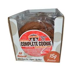 Lenny & Larry's, The Complete Cookie, Double Chocolate, 12 Cookies, 4 oz (113 g) Each