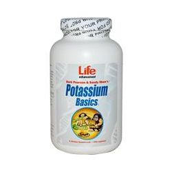 Life Enhancement, Potassium Basics, 240 Capsules