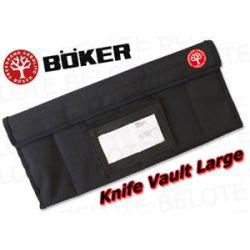 Boker Plus Knife Vault Large Holds 12 Folders Old 09BO151 New 09BO154