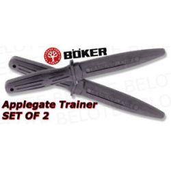 Boker Plus 2 Set Applegate Fairbairn Trainers 02BO544