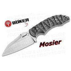 Boker Plus Mosier Fixed Blade w Kydex Sheath 02BO280