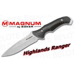 Boker Magnum Highlands Ranger w Kydex Sheath 02MB522