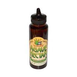 Madhava Natural Sweeteners, Organic Agave Nectar, Irish Creme, 11.75 oz (333 g)