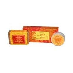 Maroma, Solid Perfume and Soap Set, Sandal, 1 Set